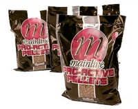 Mainline Pro Active Pellets Sweet Pineapple 400g