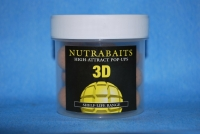 Nutrabaits High Attract Pop Ups 3D
