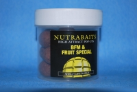 Nutrabaits High Attract Pop Ups BMF and Fruit Special