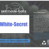 Series By Tom`s Angelwelt White-Secret Boilie 0,8Kg