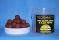Nutrabaits High Attract Pop Ups BMF Salmon Caviar Black Pepper